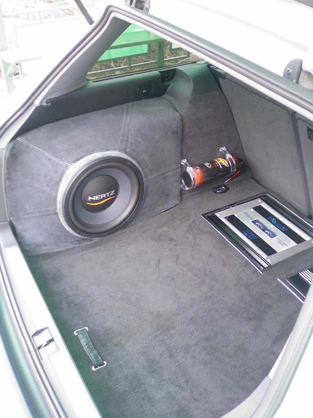 Как сделать хороший автозвук в машине